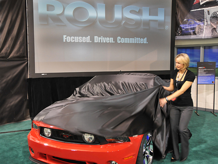 2010 Roush Ford Mustang
