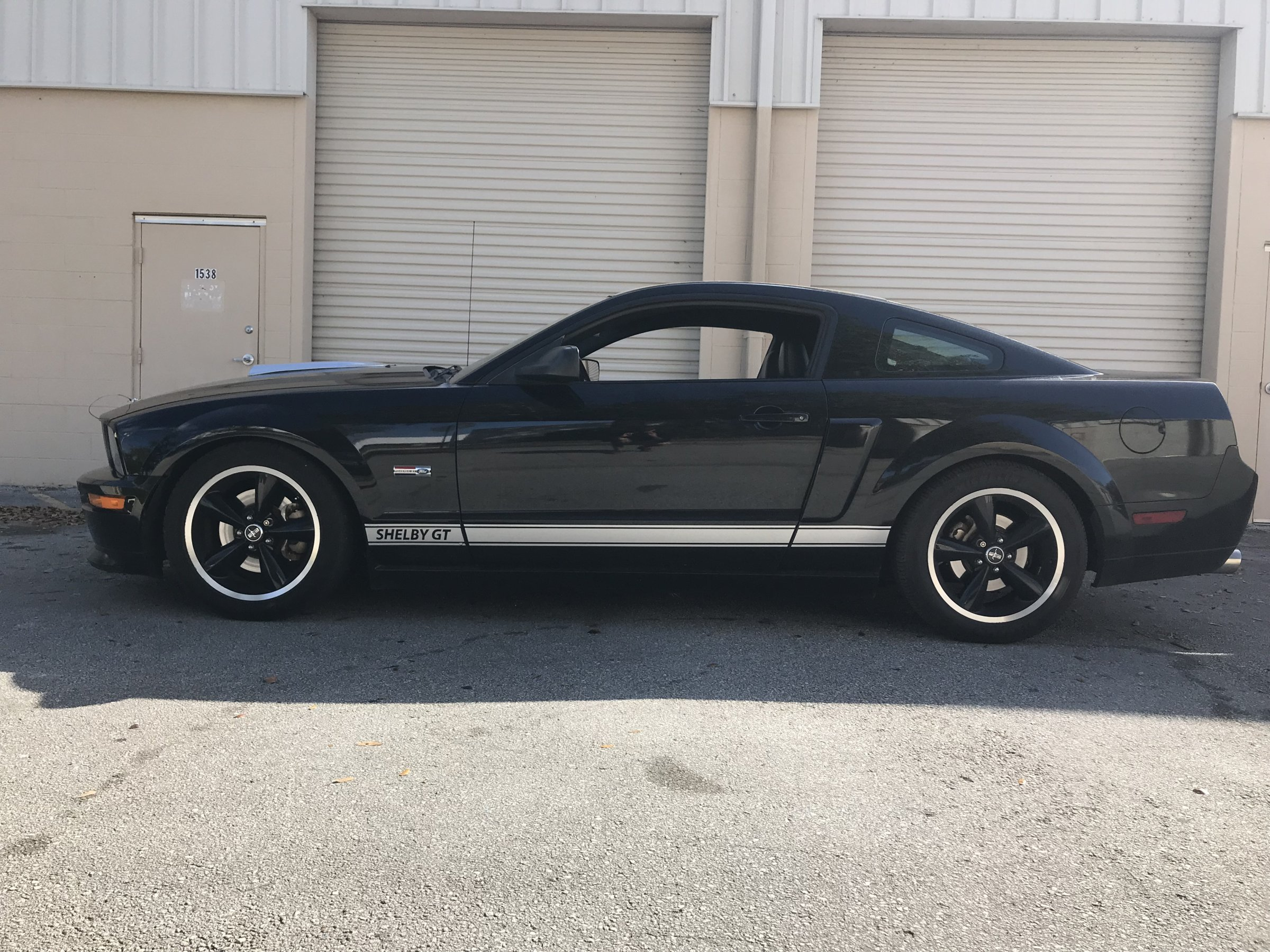 My 2007 shelby gt mustang forums at stangnet