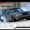 5.0 Magazine Features our 'Built to Cruise' Project