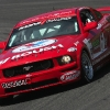 Ford Mustang Racing at Barber