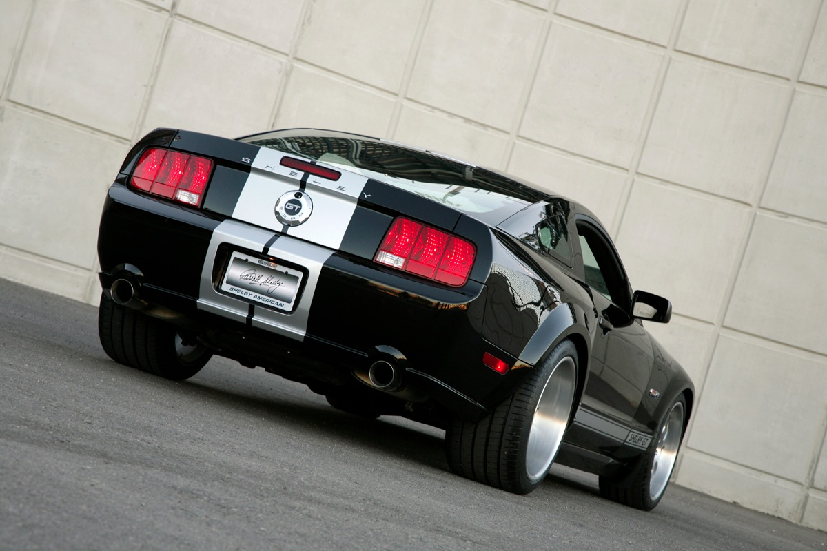 Shelby Wide Body Kits For 2005 2009 Ford Mustang Mustang