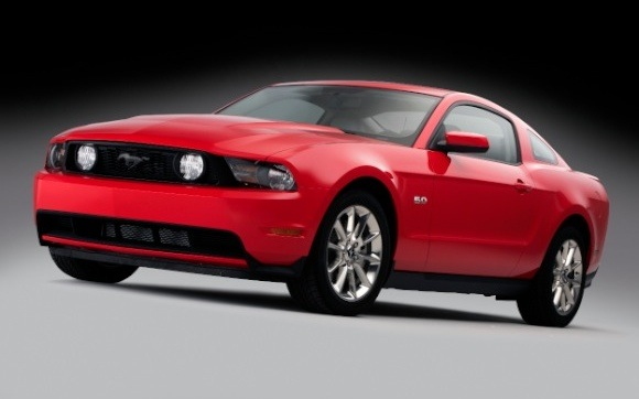 The 2011 Ford Mustang GT 5.0