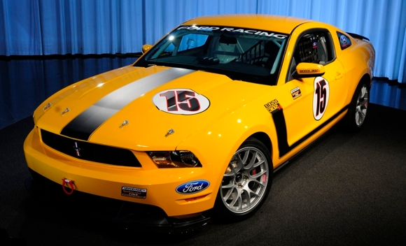 Ford Racing is introducing the BOSS 302R
